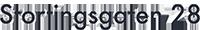 A/S Stortingsgaten 28 Logo